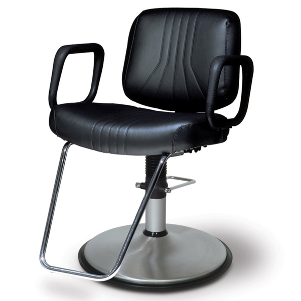 Delta Preferred Stock Styler Chair with PS12FC Base (PSBD82-BL)
