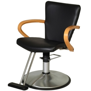 Caddy Preferred Stock Styler Chair with PS12FC Base (PSDD12A-BL)