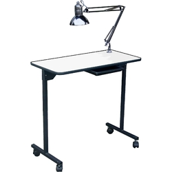 Mani-Go Portable Manicure Table by SalonTuff (MANIGO)