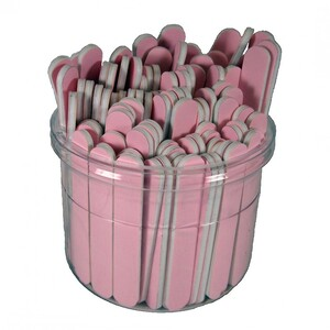 "Pink 280320 3-12"" Mini File Bucket 100 Count (10163)"