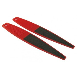 Foot File - Red 180240 300 Mega Case (10065-cs)