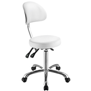 Briet Stool with High Arc Curved Backrest (1025B)