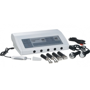 Amalia 3-in-1 UltraSonic Skin Scrubber Peeling + Galvanic Current + UltraSonic (F906)