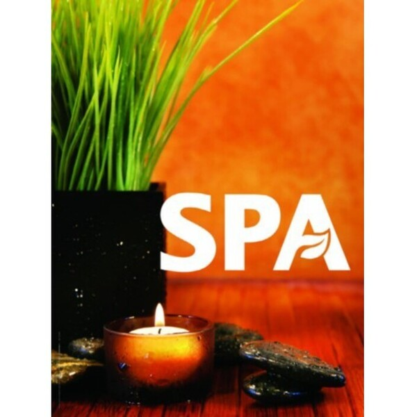 "Window Decal - Spa 36"" x 48"" (ALA2B)"