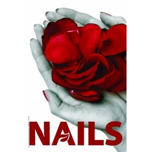 "Window Decal - Nails 24"" x 36"" (ALB1S)"