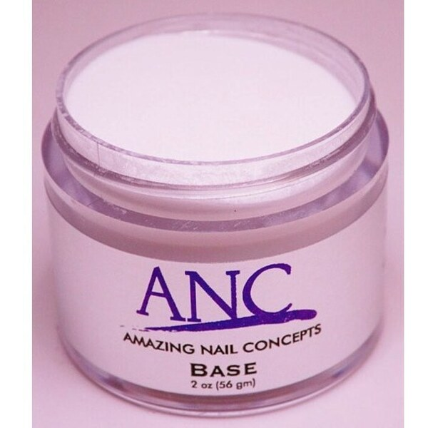 ANC Dip Powder - Base 2 oz. - part of the ANC Acrylic Nails Dipping System (ANCBASE)