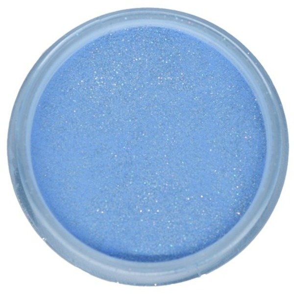 ANC Dip Powder - Blue Glitter #64 2 oz. - part of the ANC Acrylic Nails Dipping System (ANCCP064)