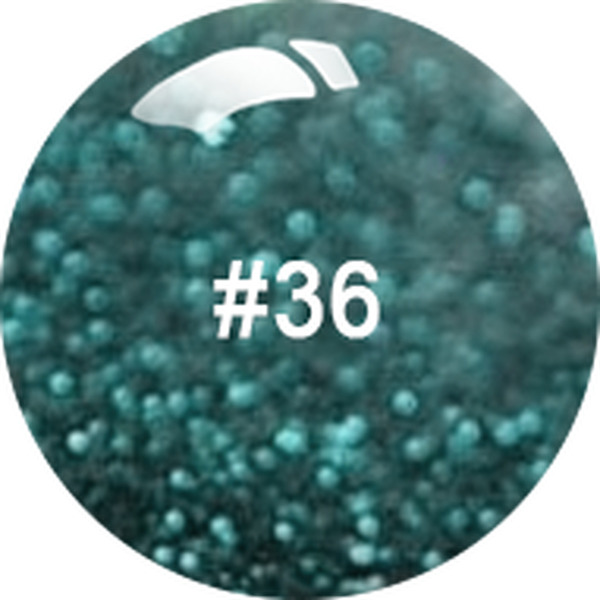 ANC Dip Powder - Emerald #100 2 oz. - part of the ANC Acrylic Nails Dipping System (ANCCPG100)