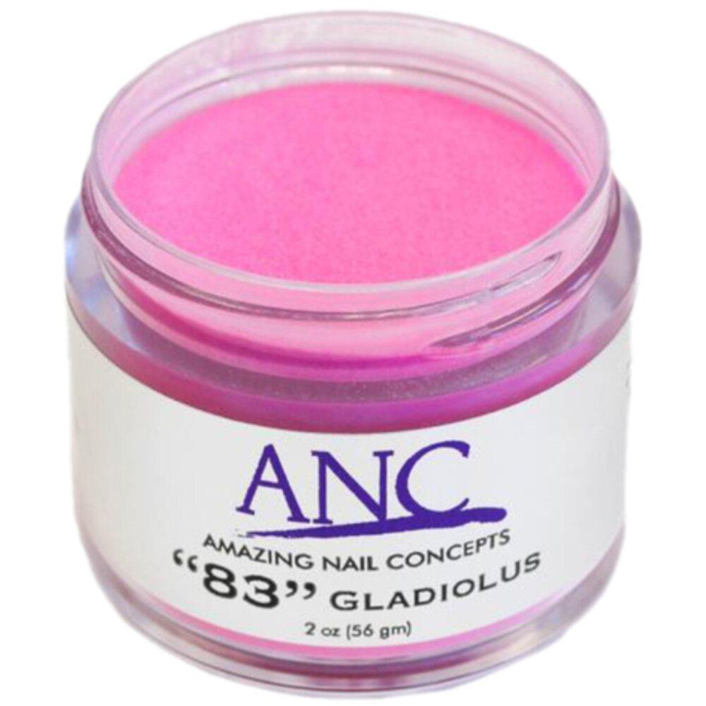 Nail Dip Powder Non Acrylic: Gladiolus #83 2 Oz.