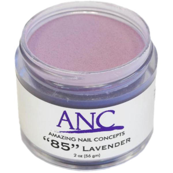 ANC Dip Powder - Lavender #85 2 oz. - part of the ANC Acrylic Nails Dipping System (ANCCP085)