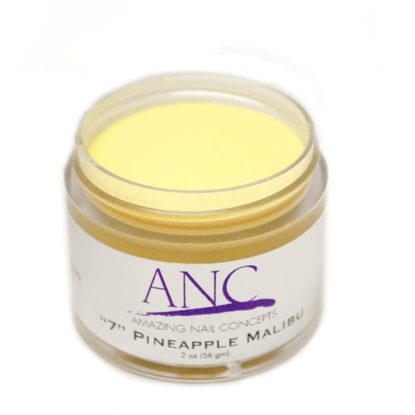 ANC Dip Powder - Pineapple Malibu #7 2 oz. - part of the ANC Acrylic Nails Dipping System (ANCCP007)