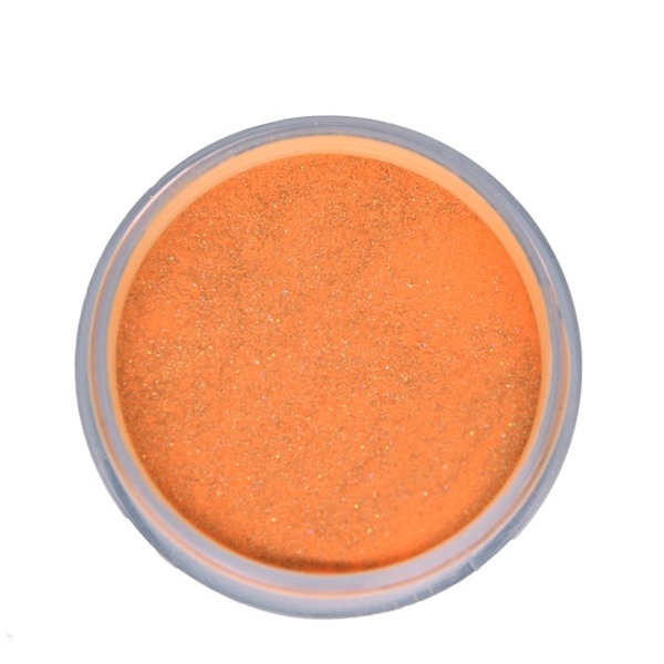 ANC Dip Powder - Pure Orange Glitter #71 2 oz. - part of the ANC Acrylic Nails Dipping System (ANCCP071)