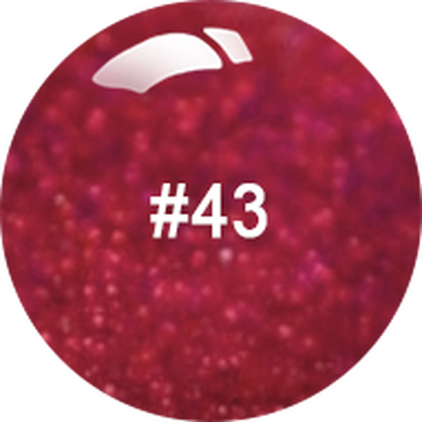 ANC Dip Powder - Ruby #108 2 oz. - part of the ANC Acrylic Nails Dipping System (ANCCPG108)