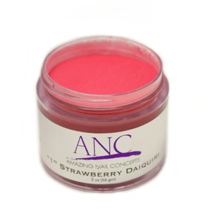 ANC Dip Powder - Strawberry Daiquiri #1 2 oz. - part of the ANC Acrylic Nails Dipping System (ANCCP001)