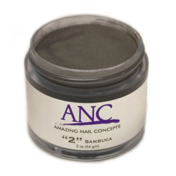 ANC Dip Powder - Sumbuca #2 2 oz. - part of the ANC Acrylic Nails Dipping System (ANCCP002)