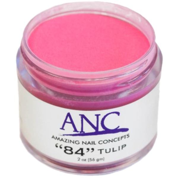 ANC Dip Powder - Tulip #84 2 oz. - part of the ANC Acrylic Nails Dipping System (ANCCP084)
