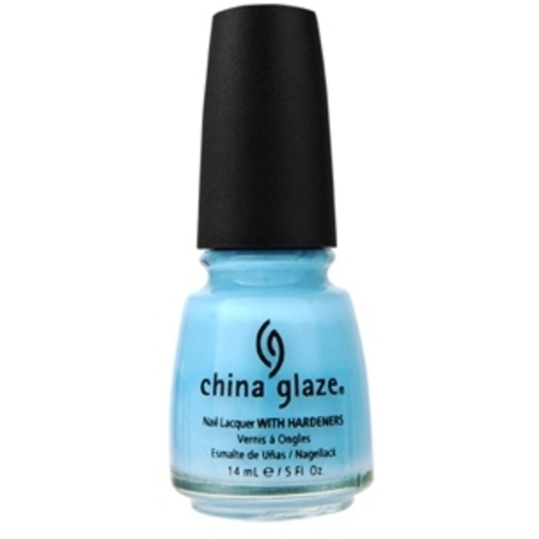 China Glaze Lacquer - BAHAMIAN ESCAPE 0.5 oz. - #678 (CG678)