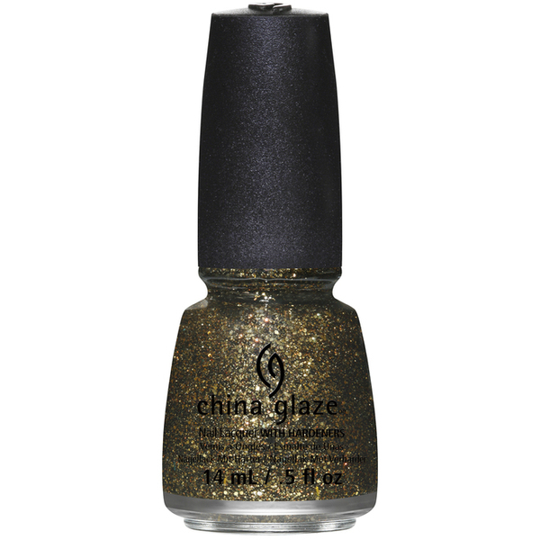 China Glaze Lacquer - BAT MY EYES 0.5 oz. - #1279 (CG1279)