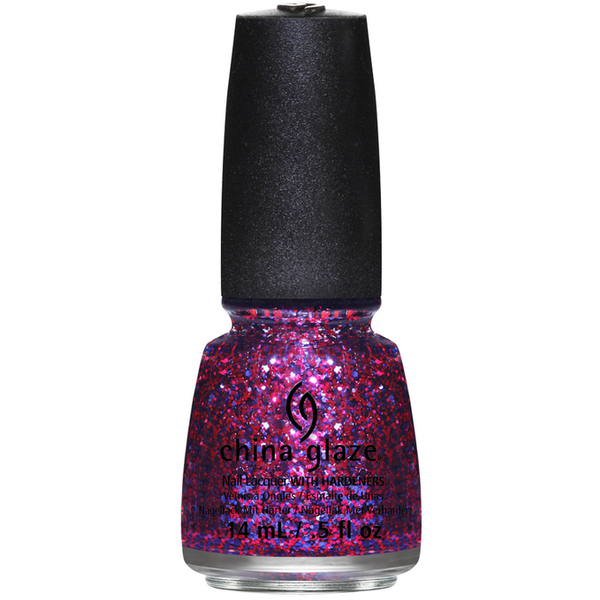 China Glaze Lacquer - BE MERRY BE BRIGHT 0.5 oz. - #1255 (CG1255)