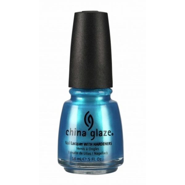 China Glaze Lacquer - BEAUTY AND THE BEACH 0.5 oz. - #563 (CG563)