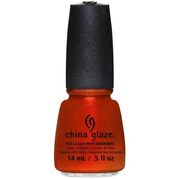 China Glaze Lacquer - BEND OVER BACKWARDS 0.5 oz. - #1202 (CG1202)