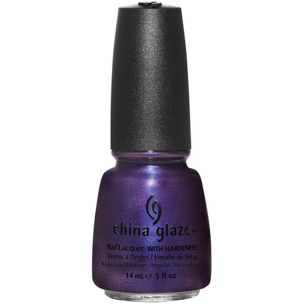 China Glaze Lacquer - BIZARRE BLURPLE 0.5 oz. - #1137 (CG1137)
