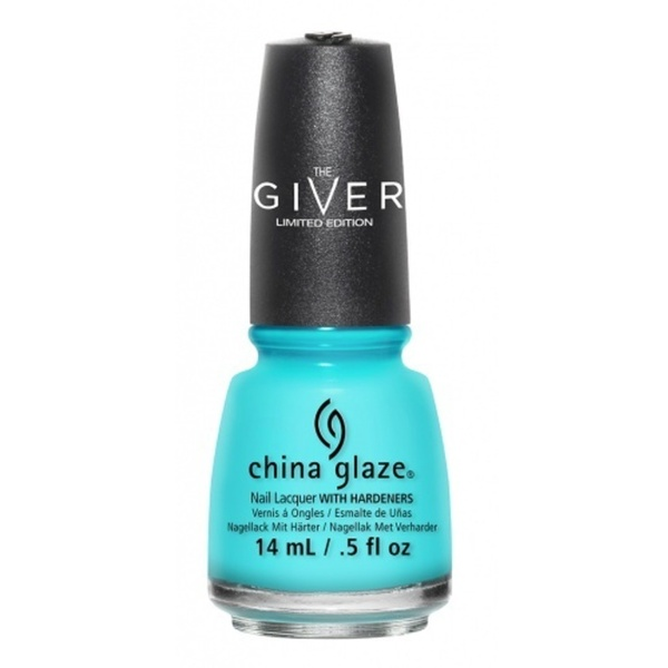 China Glaze Lacquer - CAPACITY TO SEE BEYOND 0.5 oz. - #1359 (CG82280)