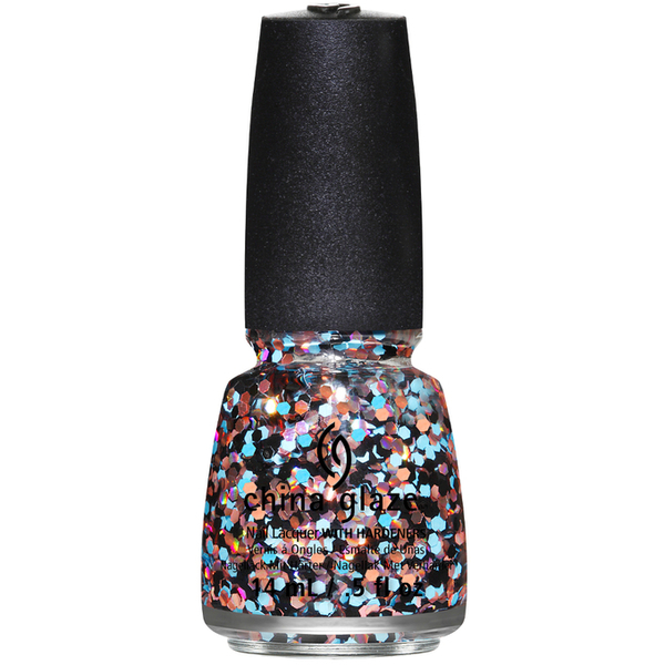 China Glaze Lacquer - DON'T BE A FLAKE 0.5 oz. - #1314 (CG1314)