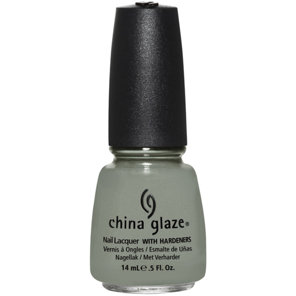 China Glaze Lacquer - ELEPHANT WALK 0.5 oz. - #1072 (CG1072)