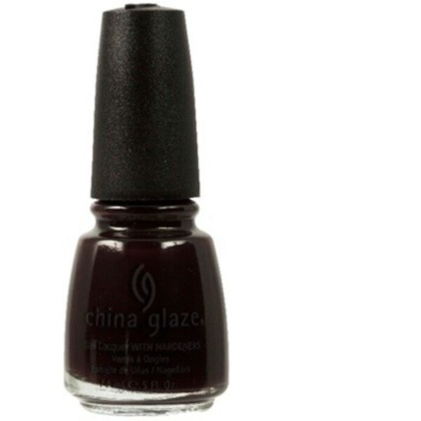 China Glaze Lacquer - EVENING SEDUCTION 0.5 oz. - #256 (CG256)