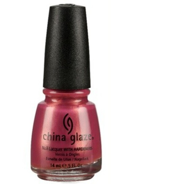 China Glaze Lacquer - FLIRTY FEMININITY 0.5 oz. - #220 (CG220)
