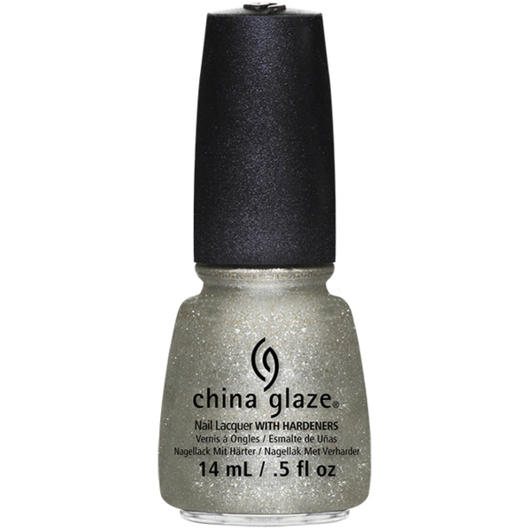 China Glaze Lacquer - GOSSIP OVER GIMLETS 0.5 oz. - #1223 (CG1223)