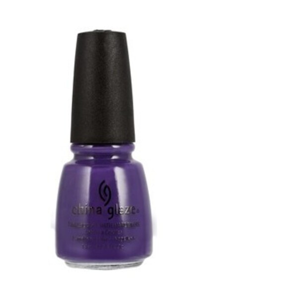 China Glaze Lacquer - GRAPE POP 0.5 oz. - #860 (CG860)