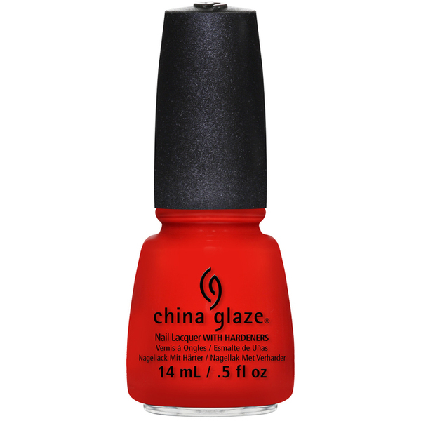 China Glaze Lacquer - IGNITING LOVE 0.5 oz. - #1203 (CG1203)