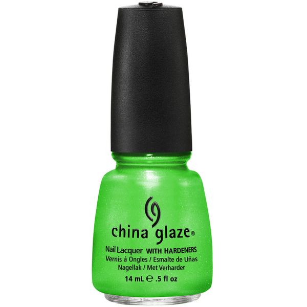 China Glaze Lacquer - I'M WITH THE LIFEGUARD 0.5 oz. - #1089 (CG1089)