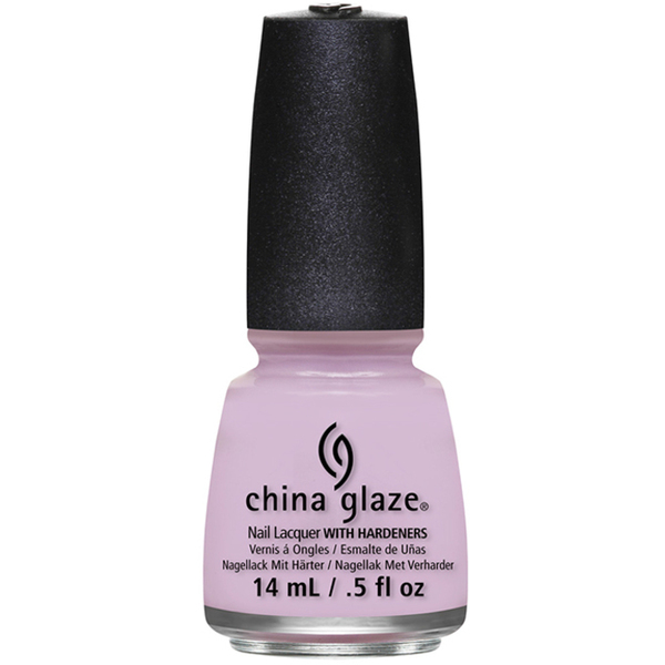 China Glaze Lacquer - IN A LILLY BIT 0.5 oz. - #1296 (CG1296)