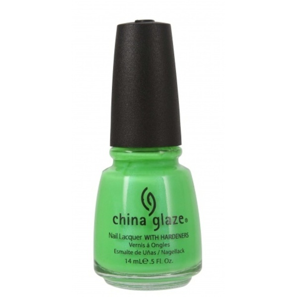 China Glaze Lacquer - IN THE LIME LIGHT 0.5 oz. - #1009 (CG1009)
