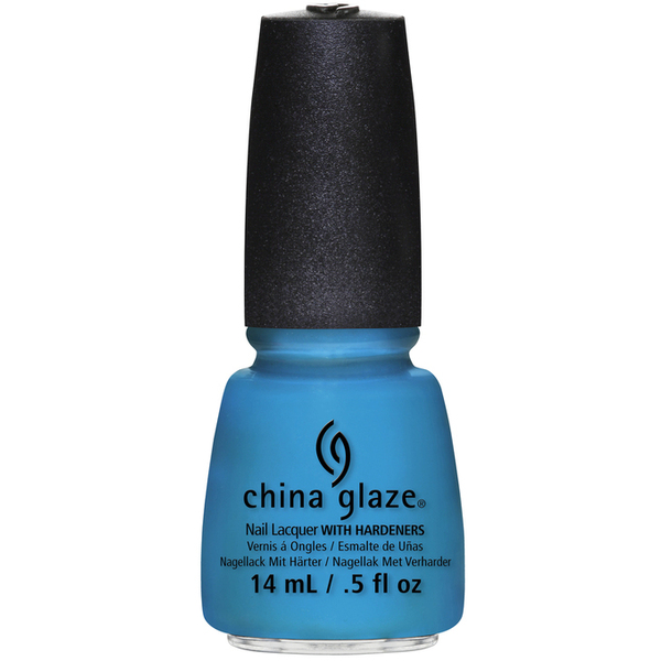 China Glaze Lacquer - ISLE SEE YOU LATER 0.5 oz. - #1218 (CG1218)