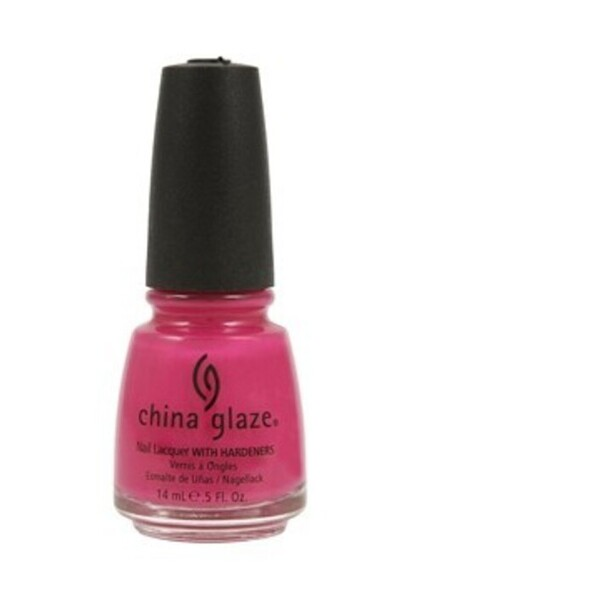 China Glaze Lacquer - IT'S POPPIN' 0.5 oz. - #724 (CG724)
