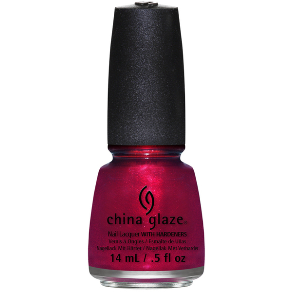 China Glaze Lacquer - JUST BE-CLAWS 0.5 oz. - #1252 (CG1252)
