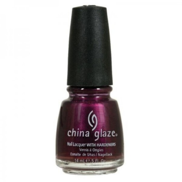 China Glaze Lacquer - LET'S GROOVE 0.5 oz. - #733 (CG733)