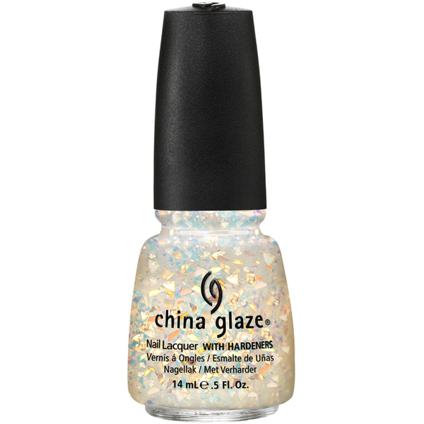 China Glaze Lacquer - LUXE AND LUSH 0.5 oz. - #1132 (CG1132)