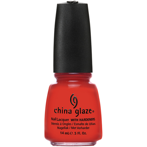 China Glaze Lacquer - MAKE SOME NOISE 0.5 oz. - #1035 (CG1035)