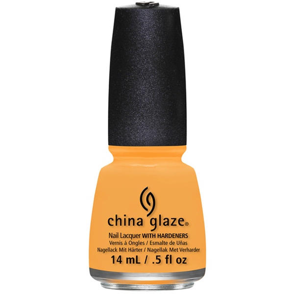 China Glaze Lacquer - METRO POLLEN-TIN 0.5 oz. - #1301 (CG1301)