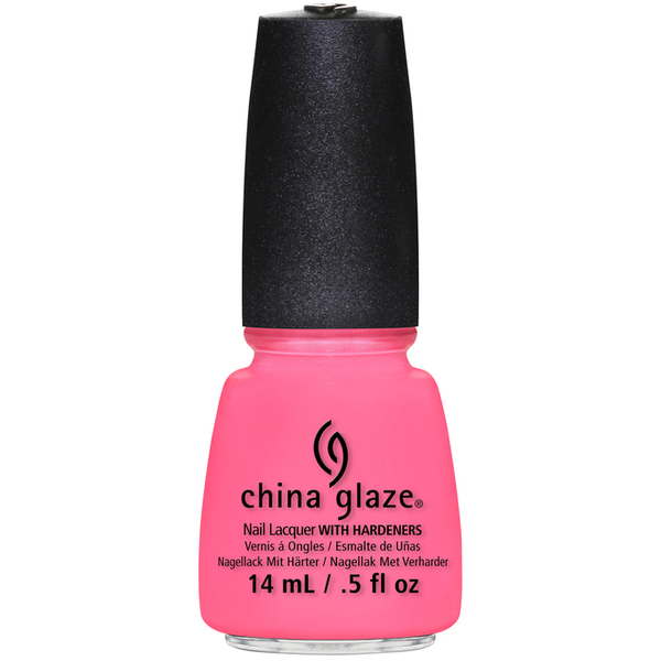 China Glaze Lacquer - NEON & ON & ON 0.5 oz. - #1213 (CG1213)