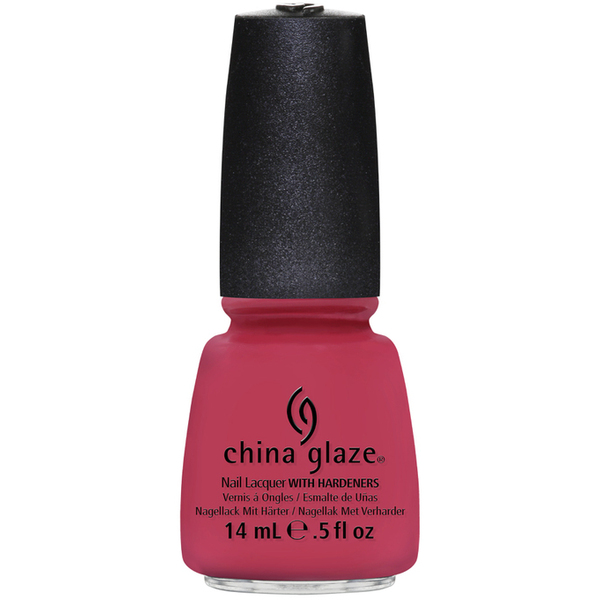 China Glaze Lacquer - PASSION FOR PETALS 0.5 oz. - #1155 (CG1155)