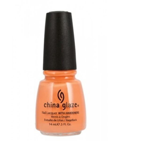 China Glaze Lacquer - PEACHY KEEN 0.5 oz. - #868 (CG868)