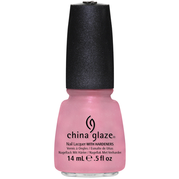 China Glaze Lacquer - PINK-IE PROMISE 0.5 oz. - #1149 (CG1149)