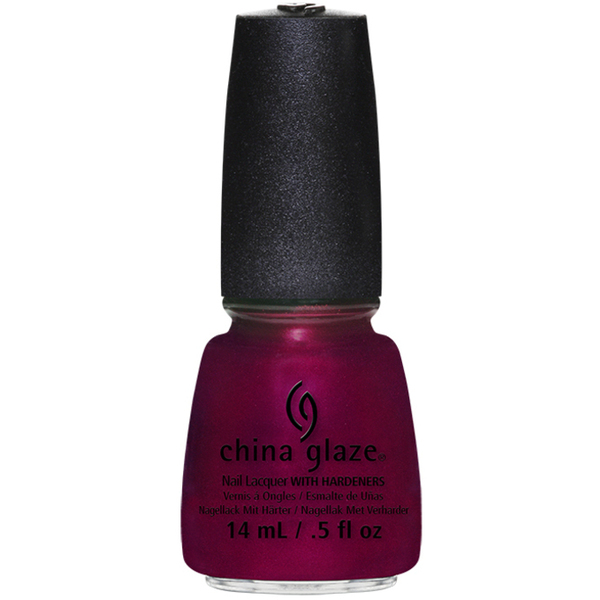 China Glaze Lacquer - RED-Y & WILLING 0.5 oz. - #1234 (CG1234)