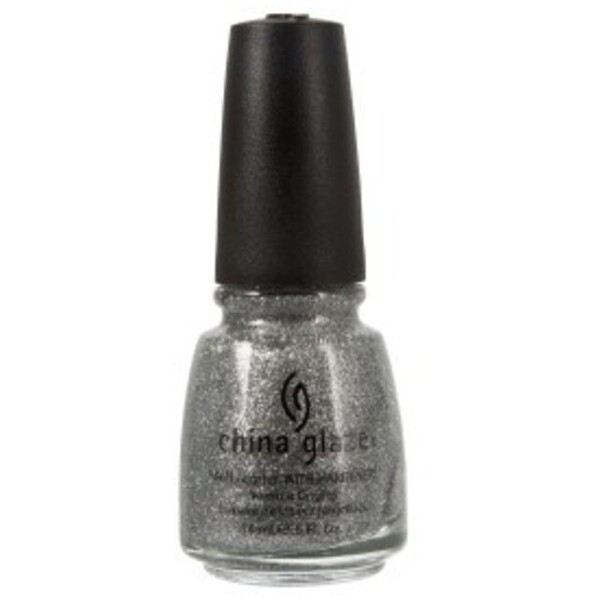 China Glaze Lacquer - SILVER LINING 0.5 oz. - #833 (CG833)